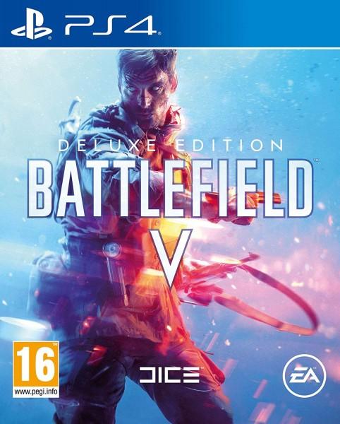 Battlefield V Deluxe Edition PS4 EU Version