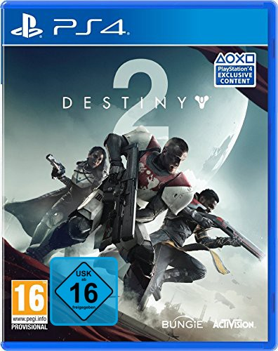 Destiny 2 PS4 Spiel *NEU OVP* Playstation 4