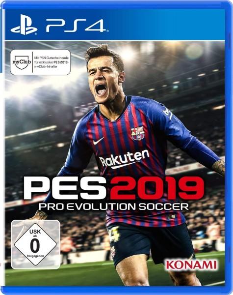 PES 2019 Pro Evolution Soccer 2019 PS4