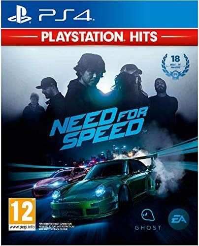 Need for Speed PS4 EU Version