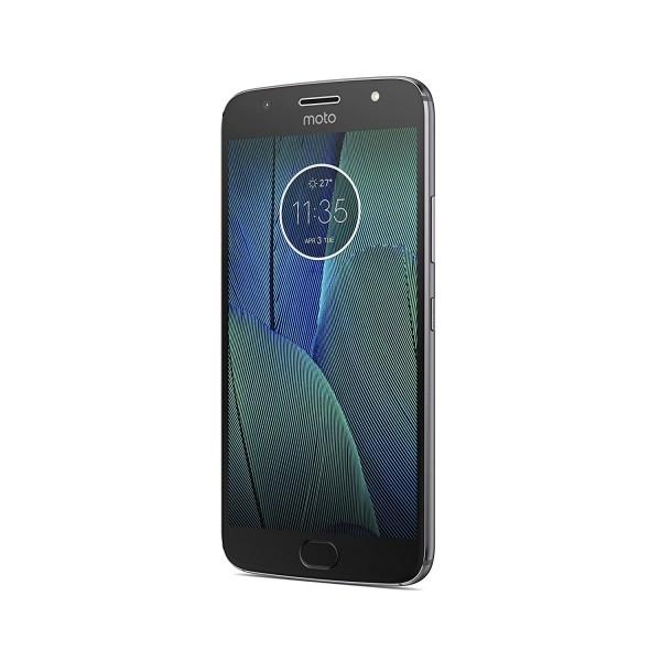 Motorola Moto G5s Plus Dual SIM 5,5 Zoll 3GB RAM/32GB Android lunar grau - Wie neu