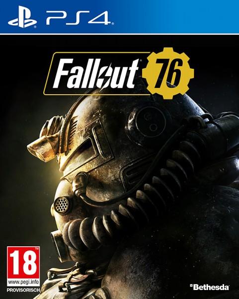 Fallout 76 PS4 Spiel