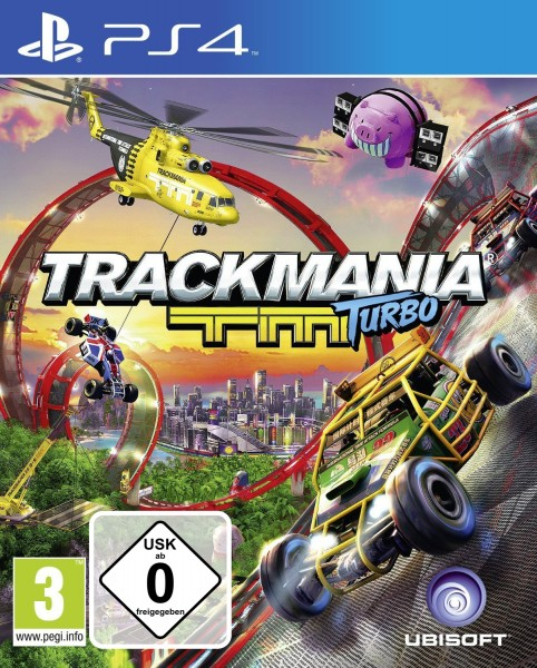 Trackmania Turbo PS4 Spiel *NEU OVP* Playstation 4