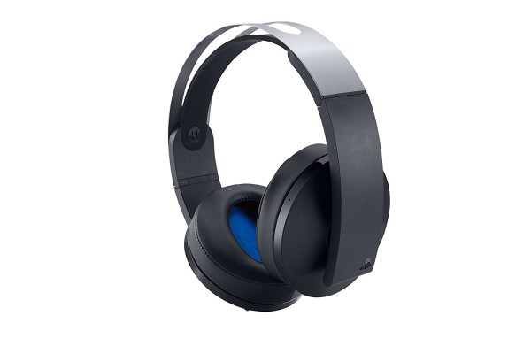 Sony PlayStation 4 Platinum Wireless Headset