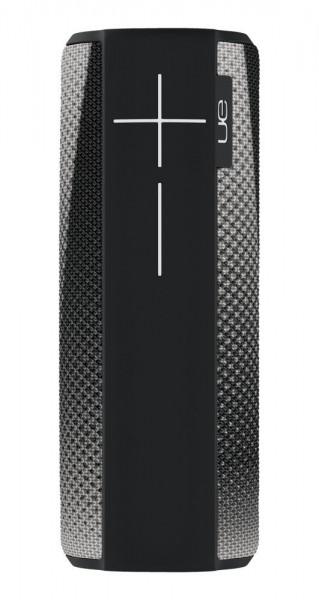 Ultimate Ears Megaboom Bluetooth Lautsprecher Cityscape grau schwarz - Wie neu