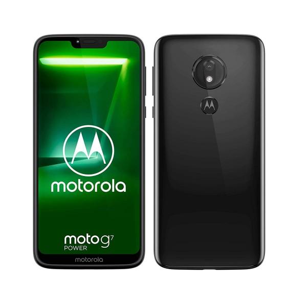 Motorola Moto G7 Power 4/64GB 6,2 Zoll Dualsim Android 9.0 schwarz