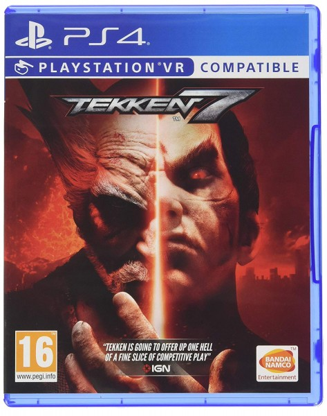Tekken 7 PS4 EU Version