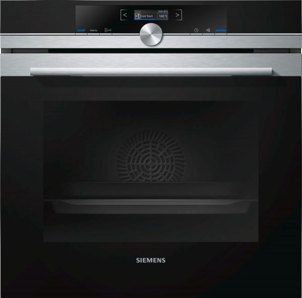 Siemens HB673GBS1 iQ700 Einbau-Backofen Edelstahl EEK:A+