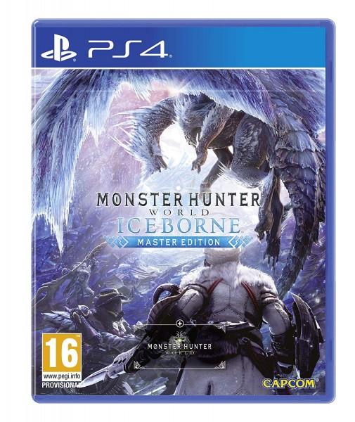 Monster Hunter World: Iceborne Master Edition PS4 EU Version