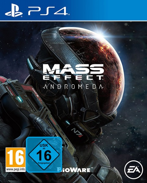 Mass Effect Andromeda PS4 Spiel Playstation 4