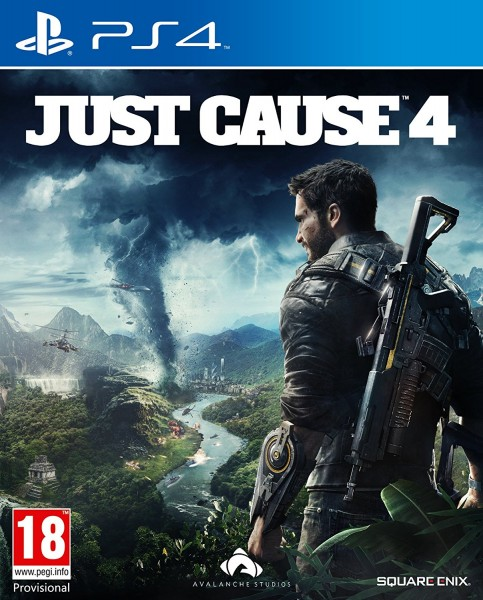 Just Cause 4 PS4 EU Version