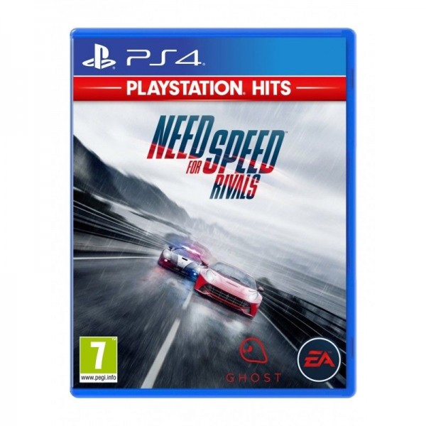 Need for Speed Rivals PS4 EU Version