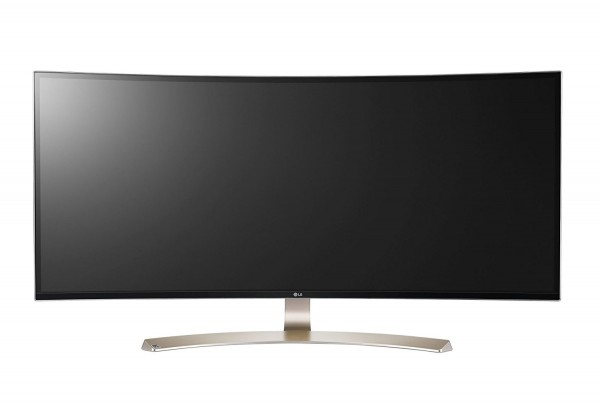 LG 38UC99-W 37,5 Zoll Monitor 21:9, Curved Ultra Wide LED EEK:B - Wie neu