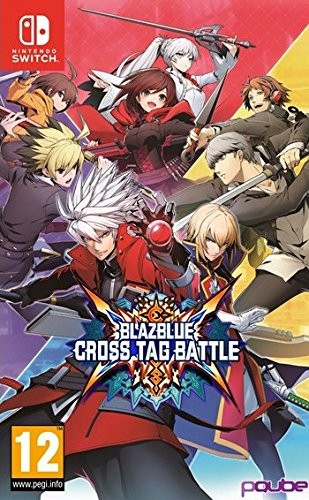 Blazblue Cross Tag Battle Nintendo Switch Spiel *NEU OVP*
