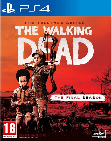 The Walking Dead: The Final Season PS4 EU Version