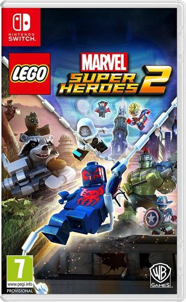 LEGO Marvel Superheroes 2 Nintendo Switch Spiel *NEU OVP*