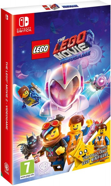The LEGO Movie 2 Videogame Limited Edition incl. Lego Minifiguren EU Version (deutsch spielbar)