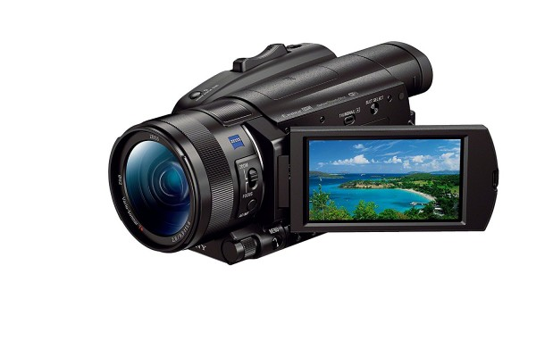 Sony FDR-AX700 4K HDR Ultra-HD-Camcorder