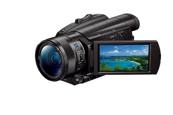 Sony FDR-AX700 4K HDR Ultra-HD-Camcorder - Wie neu