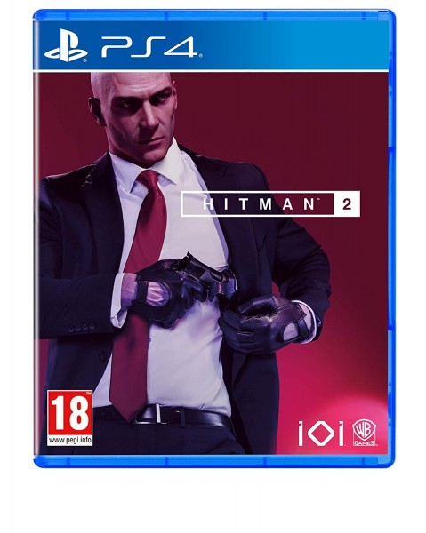 Hitman 2 PS4 Spiel