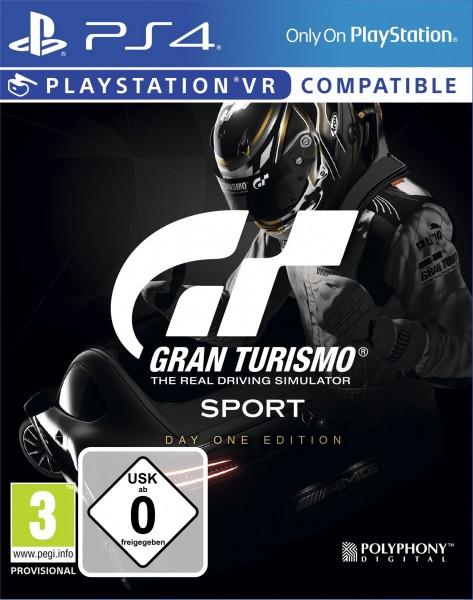 Gran Turismo Sport PS4 Spiel Day One Edition EU Version