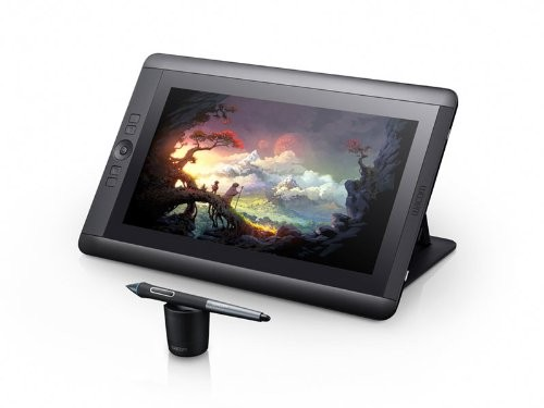 Wacom Cintiq 13HD Grafiktablet Sprachversion FR, NL, EN