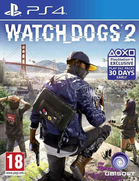 Watch Dogs 2 PS4 Spiel *NEU OVP* Playstation 4