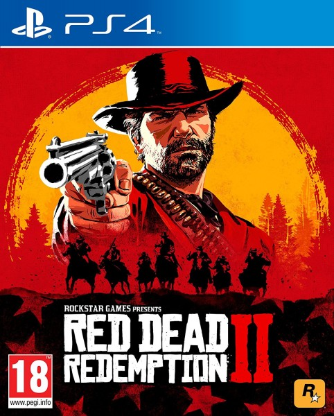 Red Dead Redemption 2 Uncut PS4 EU Version