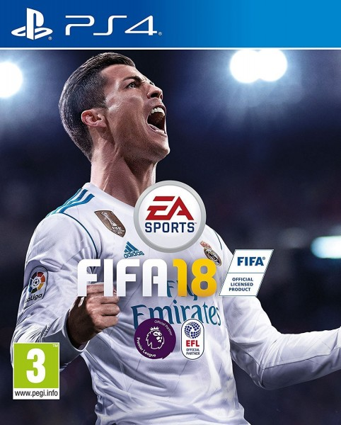 Fifa 18 PS4 EU Version