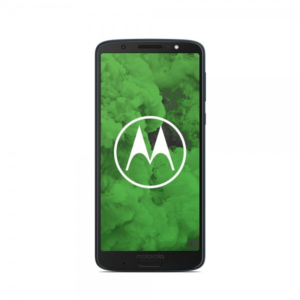 Motorola G6 Plus Dualsim Smartphone 5,9 Zoll 64GB 4GB RAM Farbe Deep Indigo