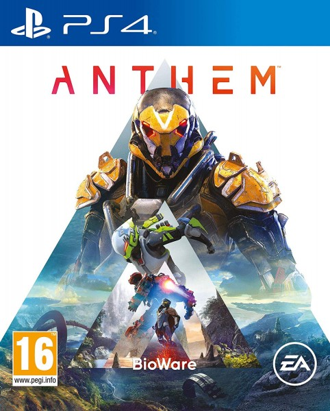 Anthem PS4 Spiel EU Version