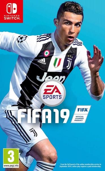 Fifa 19 Nintendo Switch Spiel