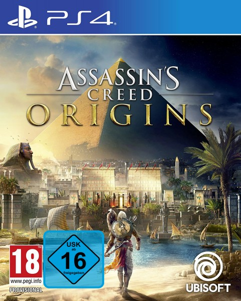 Assassins Creed Origins PS4 Spiel EU Version