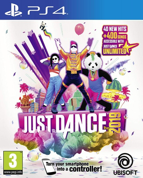 Just Dance 2019 PS4 EU Version