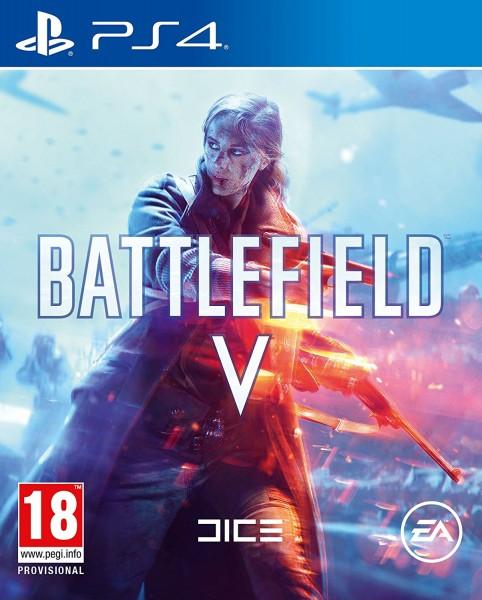 Battlefield V PS4 Spiel *NEU OVP* Playstation 4