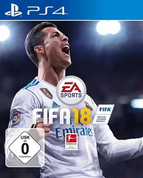 Fifa 18 PS4 Spiel Deutsch *NEU OVP* Playstation 4