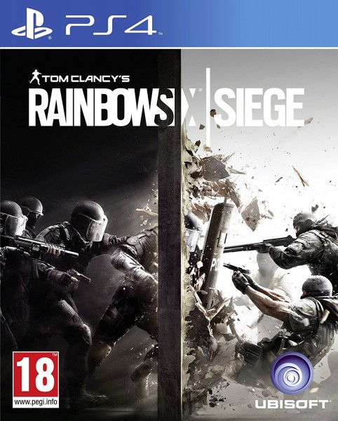 Tom Clancys Rainbow Six Siege PS4 Spiel *NEU OVP* Playstation 4