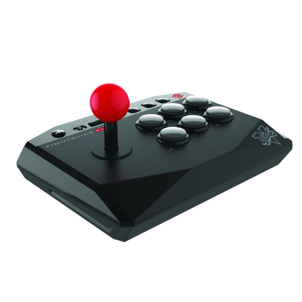 Street Fighter V FightStick Alpha für PS4 und PS3 Mad Catz Fight Stick