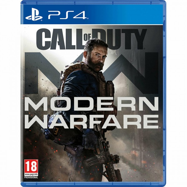 Call of Duty: Modern Warfare PS4 UK Version englisch