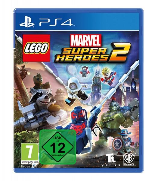LEGO Marvel Superheroes 2 PS4 Spiel EU Version