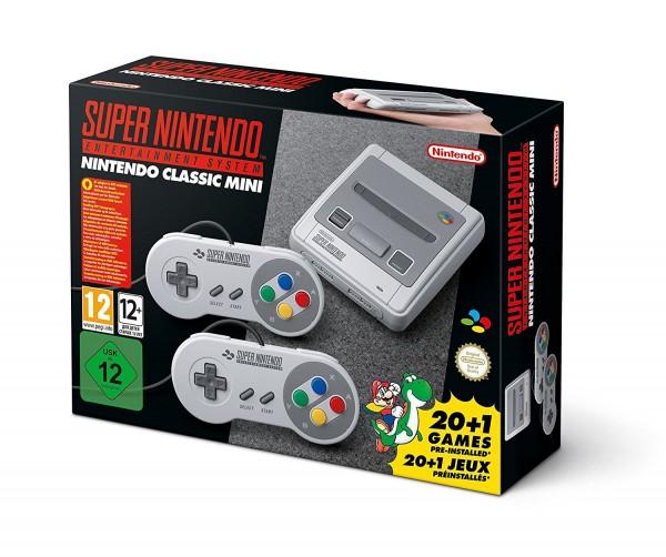 Nintendo Classic Mini: Super Nintendo Entertainment System SNES Mini
