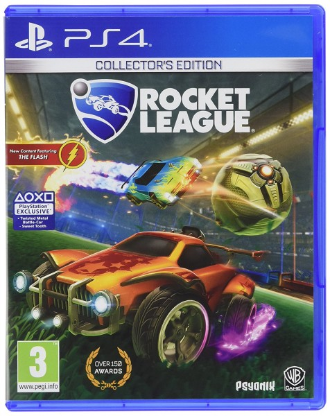 Rocket League Collectors Edition PS4 Spiel EU Version