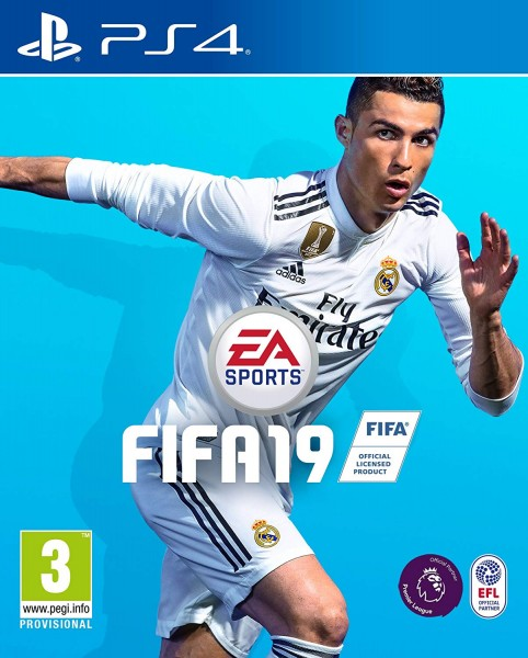 Fifa 19 PS4 Spiel *NEU OVP*