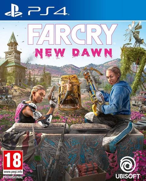 Far Cry New Dawn PS4 EU Version