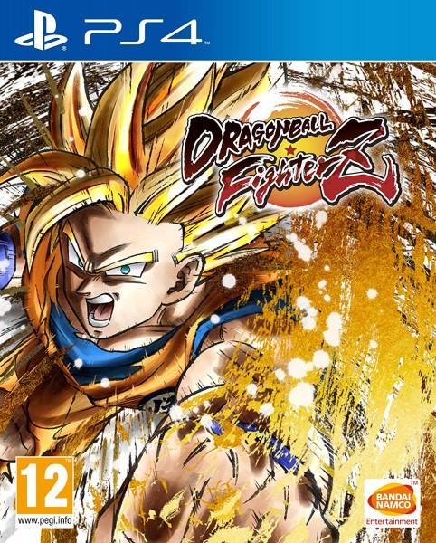 Dragon Ball FighterZ PS4 EU Version