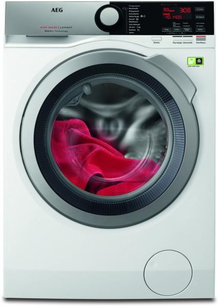 AEG L8FE74485 Ökomix Waschmaschine MENGENAUTOMATIK / 8,0 KG / 1400 U/MIN