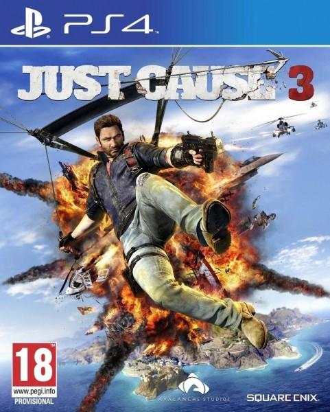 Just Cause 3 PS4 Spiel EU Version