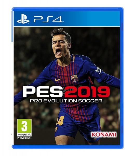 PES 2019 PS4 Spiel Pro Evolution Soccer 2019 Playstation 4