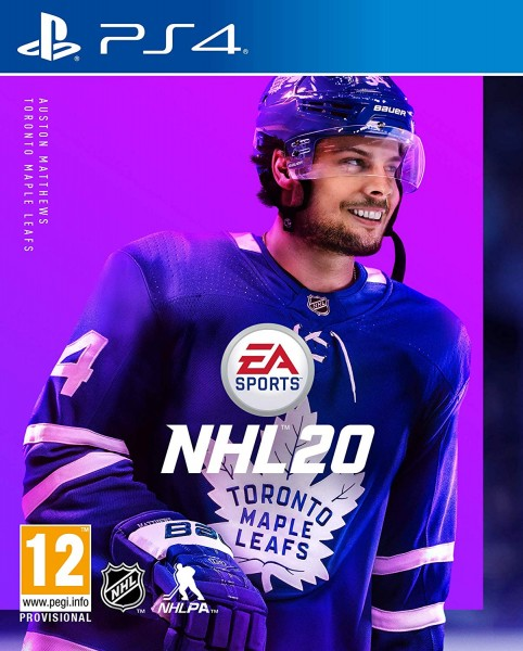 NHL 20 PS4 EU Version