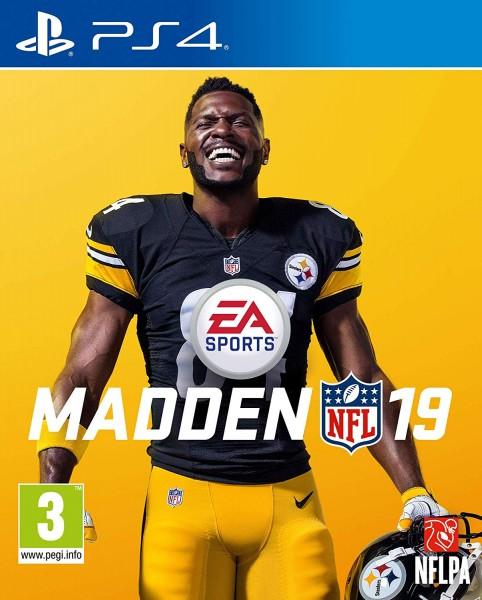 Madden NFL 19 PS4 Spiel *NEU OVP* Playstation 4